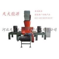 锯末压块机,稻草压块机成型机,新型模具天太压块机成型设备