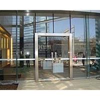 北京安装玻璃门加工钢化玻璃