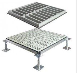 符合国标的美露7号铝合金防静电地板