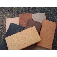 挤出实心陶土砖规格