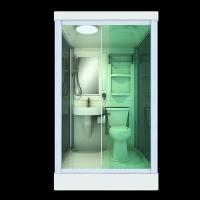 整体浴室 小型整体浴室多少钱 整体浴室报价 整体浴室价格