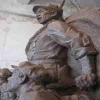 蘭州凱文雕塑工作室位于甘肅省畫院是設計制作雕塑藝術專業工