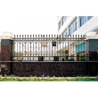 汕头铁艺围栏定做 别墅围栏厂家 新型围栏供应 新丰顺