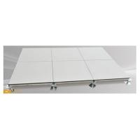 【博尼】陶瓷面防静电地板、硫酸钙地板,全铝合金地板,格栅地板