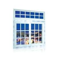 塑钢阳台门窗