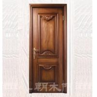 东营最好的欧式实木复合门 环保强化实木复合门 王朝实木复合门
