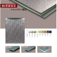 新品晶钢门铝材