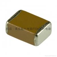 供应无极灯专用高压贴片电容102 2KV  NP0 1812