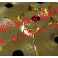 上海批发硬料C5210磷铜带【QSn5-0.1锡青铜板】