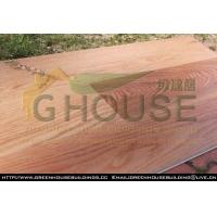 绿建居美国紅橡-木石地热复合实木地板