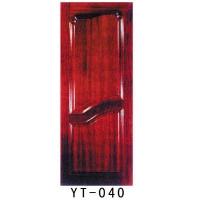 实木新款扣线门系列-YT-040