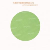 玻璃划痕修复工具 绿色研磨片(2英寸)