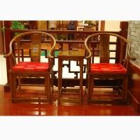嘉达仿古家具-圈椅