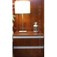 卧室配套系列-B款苹果木床头柜