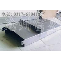 钢板,不锈钢板机床导轨防护罩,机床防护罩
