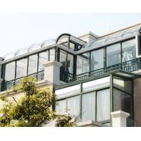 露台阳光房-阳光房设计--别墅阳光房