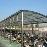 南京车棚-自行车棚-1