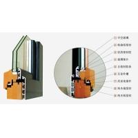 铝门中空节能断桥门窗