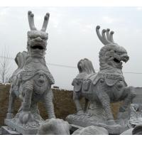 青石麒麟 麒麟雕刻 青石麒麟价格 青石麒麟生产厂家