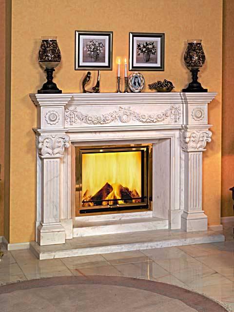 大理石壁炉产品图片,大理石壁炉产品相册