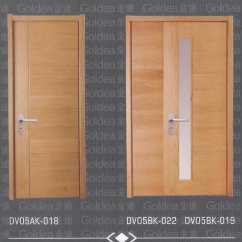 現代風格 陜西西安金迪免漆套裝室內門