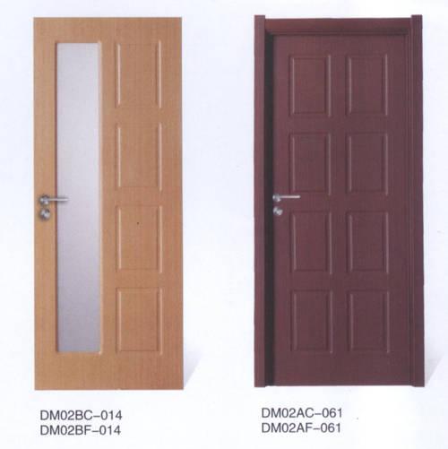 平面型欧式风格|陕西西安金迪免漆套装室内门