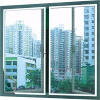陕西金恒隐型纱窗--艺术防蚊纱窗B