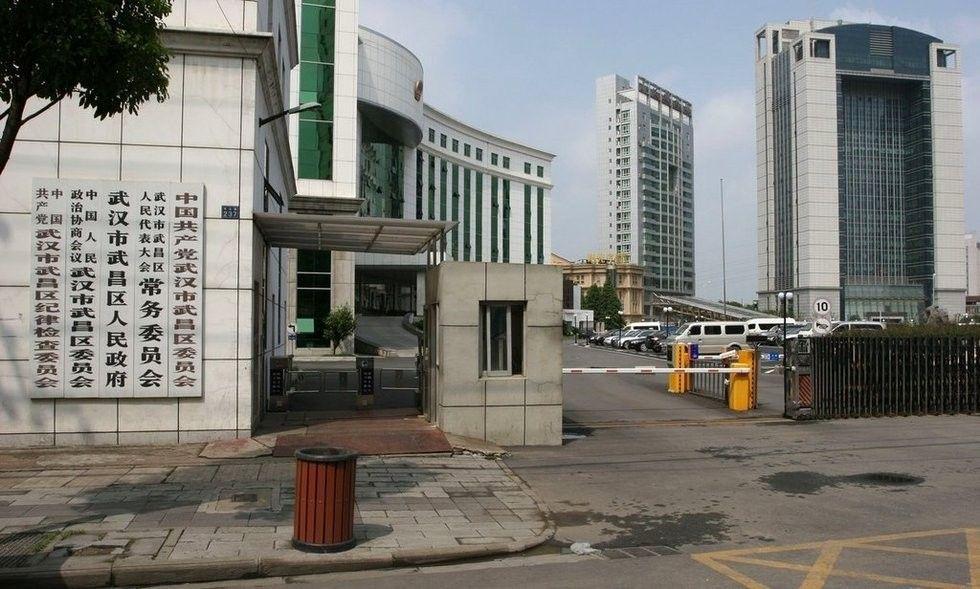 武昌首义学院风景图片