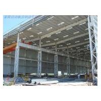 大连顺达钢结构彩板厂房,轻钢彩板厂房