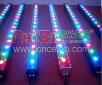 供应动感 七彩 炫丽平价优质24W大功率LED洗墙灯