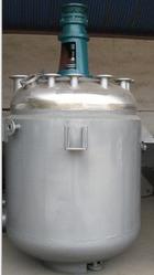 处于无菌状态不锈钢反应釜质量可靠