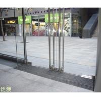 铝镁合金地架 防水地毡 防滑脚垫 防滑门垫