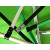 惠美五金厂家直供0.8壁厚米黄色线棒精益管