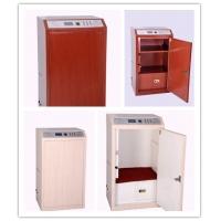 MC103白木纹指纹床头柜