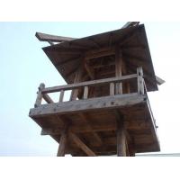 陕西西安防腐木专卖 眺望台