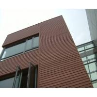 塑木墙板|陕西西安防腐木|炭化木|户外木材保护油|木塑产品