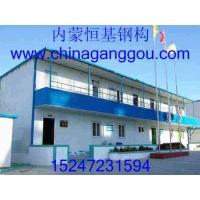 彩板房|彩钢板房|彩板活动房|彩钢活动房-内蒙恒基彩钢公司