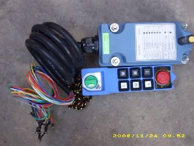 双梁行车遥控控制电路图