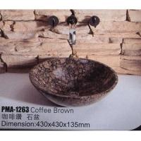 咖啡盆 石盆