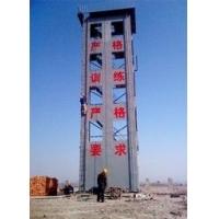木制消防训练塔供应商|多功能攀岩墙训练塔