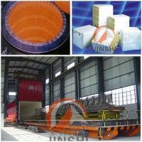 硅酸铝模块天然气台车淬火炉专用锆铝型陶瓷纤维模块设计施工