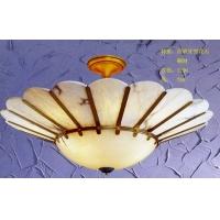 【酒店宾馆】【非标定做】灯具灯饰派诺斯云石吊灯