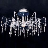 【非标定做】灯具灯饰派诺斯现代水晶灯