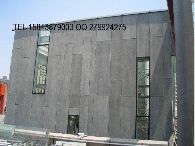 木丝水泥板是一种非燃烧性装饰材料