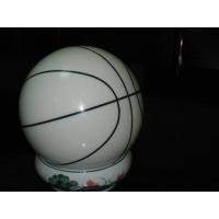 人造石篮球工艺品