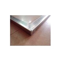 不锈钢浴室柜镜框ABS安全角