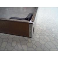 不锈钢浴室柜门板ABS安全角