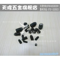 厂家玻珠螺栓 定位螺栓 钢珠螺钉 无头玻珠机米螺丝 规格