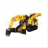 供应矿用履带式扒渣机 挖掘装载机 型号:WZL-120