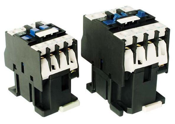 CJX2 1801交流接触器 交流接触器接线图